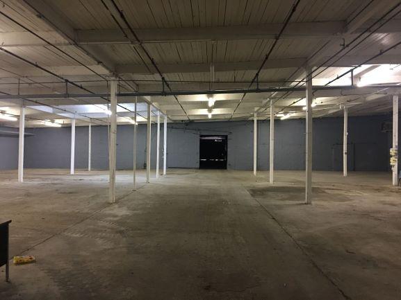 500 Madison interior