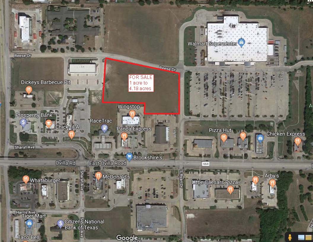 Reese Drive, Red Oak, Texas 75154, ,Commercial Property,For Sale,Reese,1060